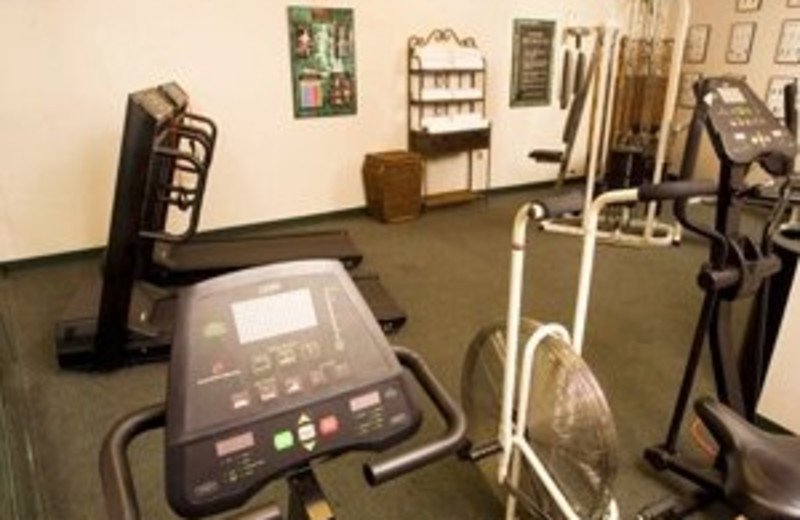 Fitness Center at Best Western Lake Buena Vista