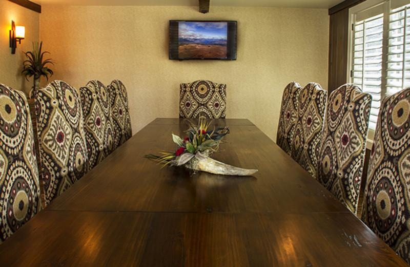 Meetings at Jackson Hole Lodge.