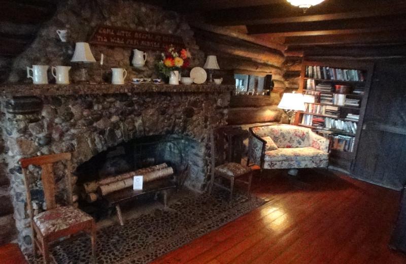 Interior View Chimney Corners Resort