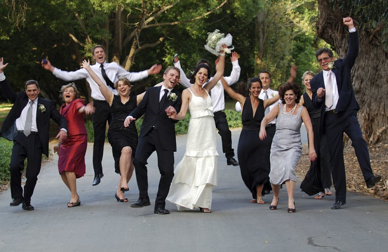 Weddings at The Lodge at Lane's End.