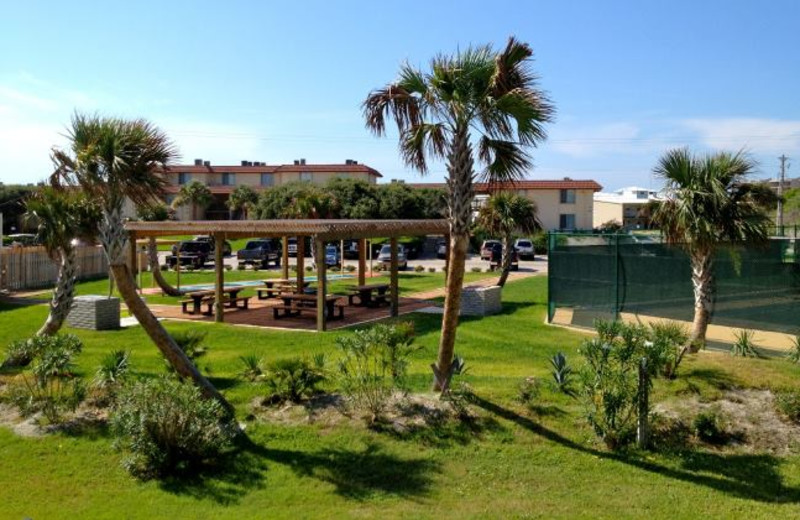 The Grounds at Coral Cay Beachfront Condominiums