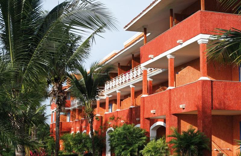 Exterior View at Barcelo Maya Beach Resort
