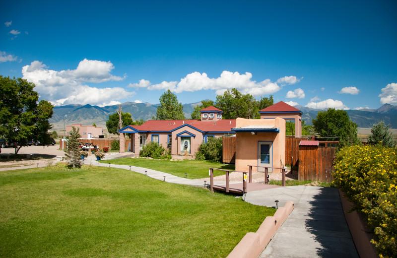 Exterior view of Joyful Journey Hot Springs Spa.