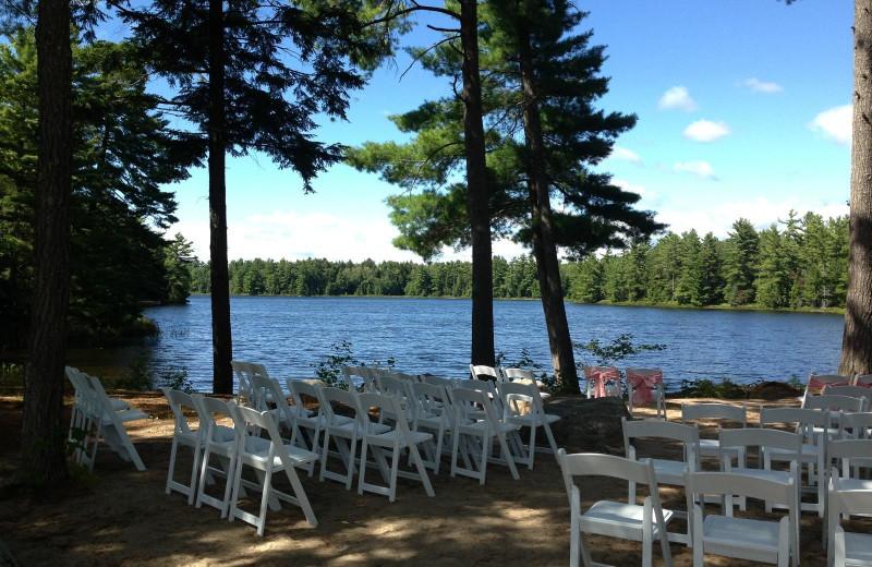 Weddings at Rocky Crest Golf Resort.