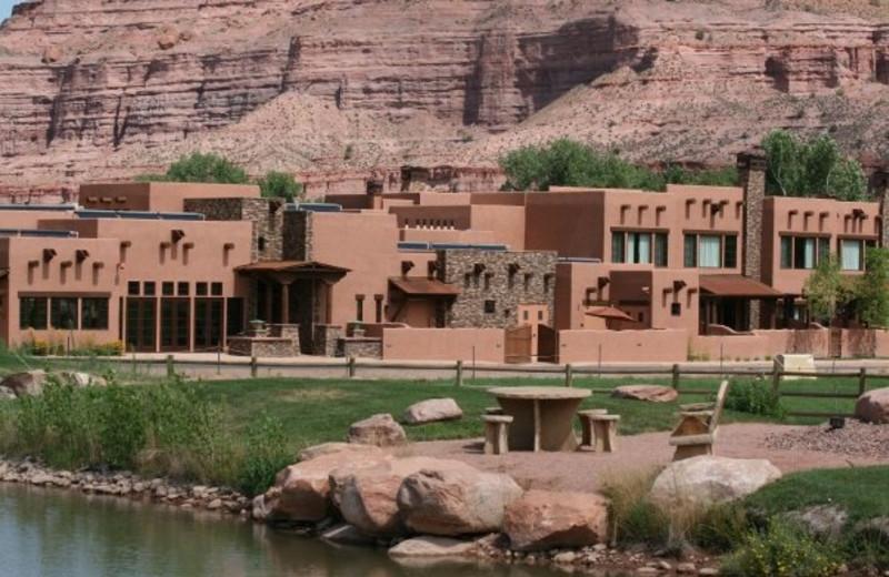 Exterior View at Gateway Canyons Resort