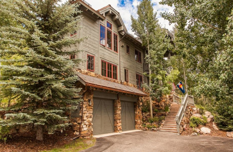 Rental exterior at Accommodations Vail Beaver Creek.