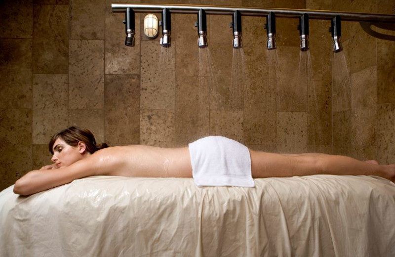 Spa treatments at Tubac Golf Resort.