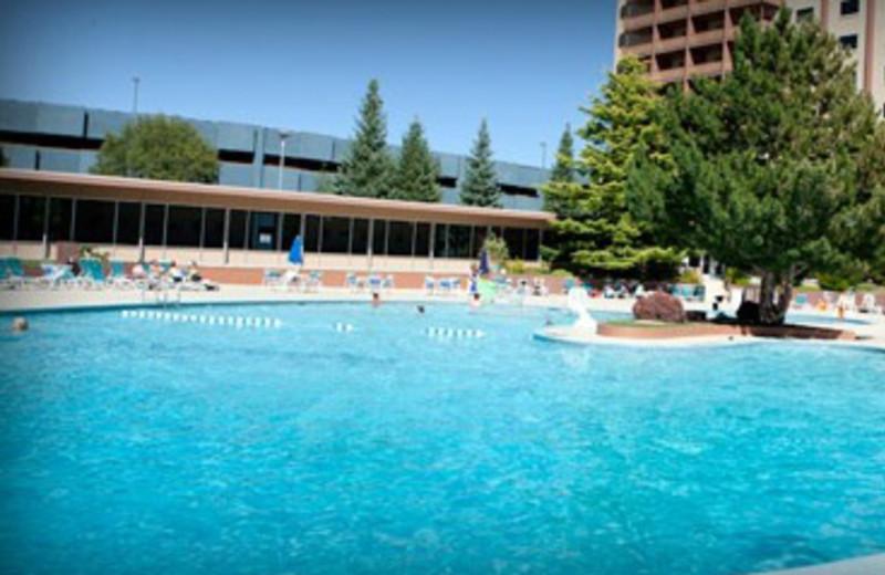Outdoor Pool at Horizon Resort Casino