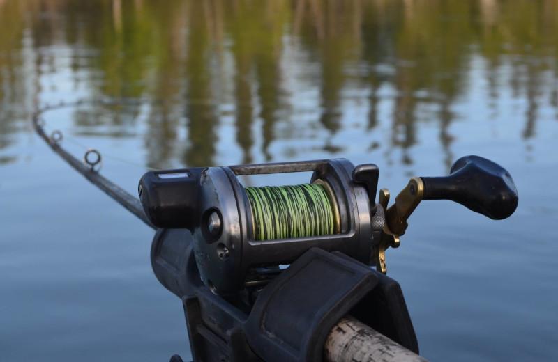Fishing at Big Sky Charter & Fishcamp.