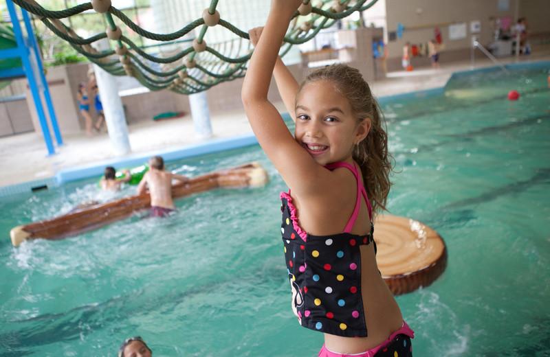 Waterpark at Grand Traverse Resort.
