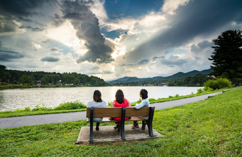 Gather your family and friends for a relaxing getaway at Lake Junaluska Conference and Retreat Center.