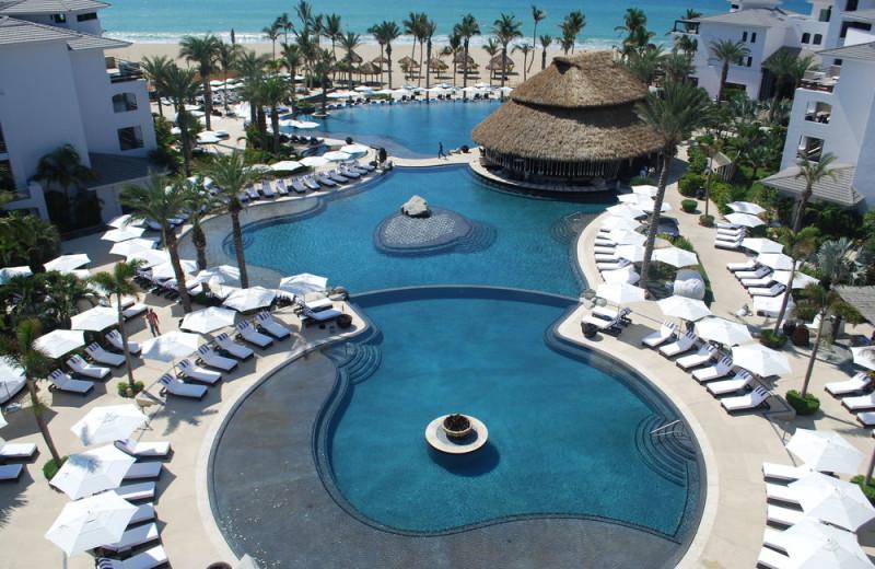 Outdoor pool at Cabo Azul Resort & Spa.