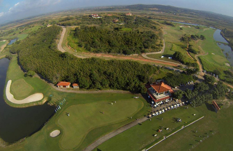 Aerial view of Búzios Golf Club & Resort.