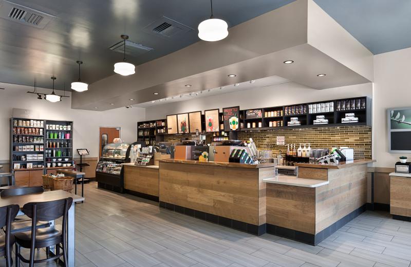 Starbucks at The Breakers Resort.