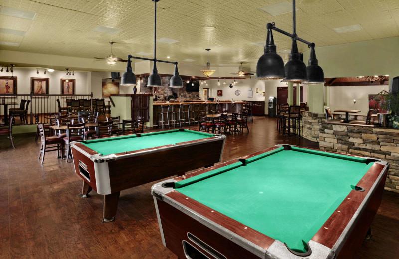 Dining at Ramada Grand Dakota Lodge Dickinson.