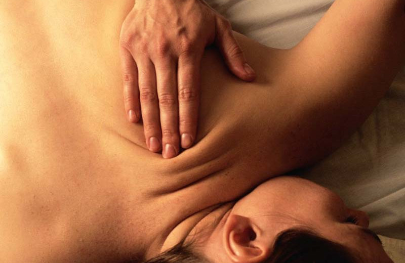 Massages at HideAway Country Inn.