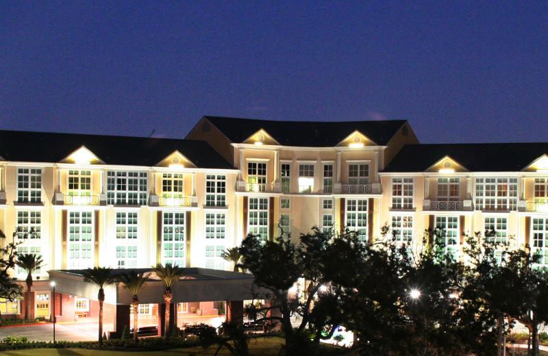 Exterior view of IslandView Casino Resort.