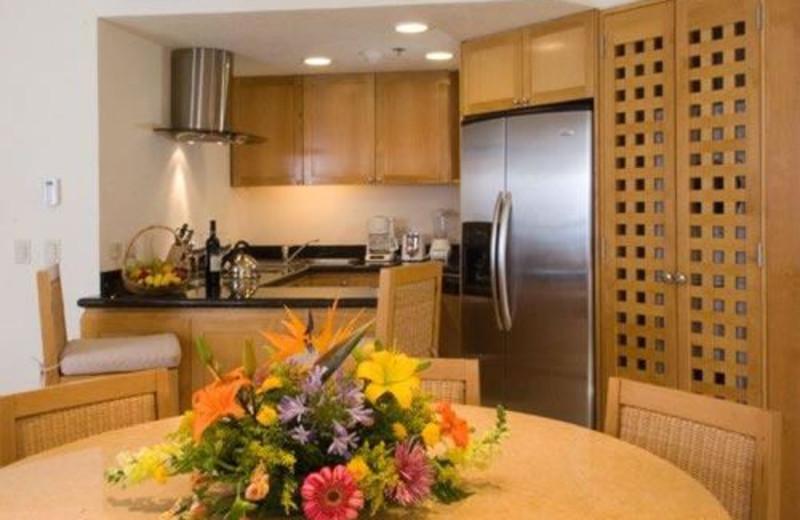 Villa Kitchen at Grand Regina Los Cabos