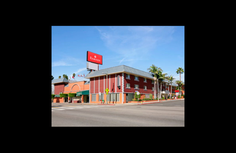 Exterior view of Ramada Los Angeles/Downtown West.