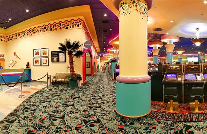 Casino at Miccosukee Resort.