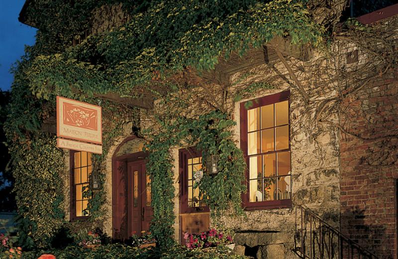 Exterior view of Maison Fleurie, A Four Sisters Inn.