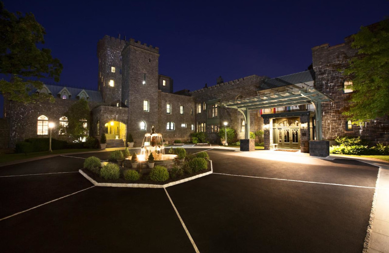 Exterior view of Castle Hotel & Spa.