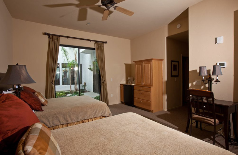 Guest Bedroom at Wyndham Ranch Resort