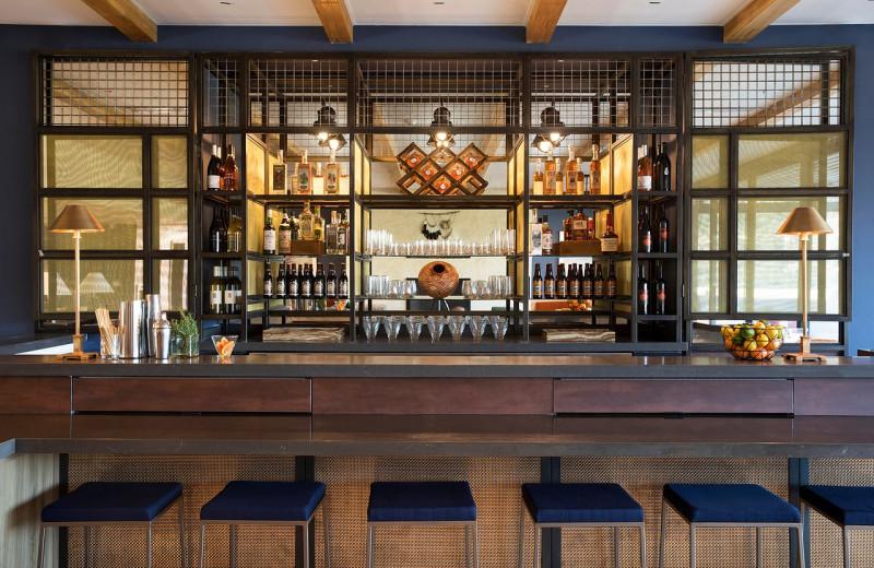 Bar at Sky Rock Inn of Sedona.