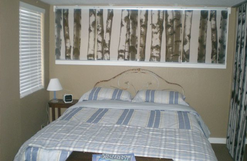 Guest room at North Idaho Property Solutions.