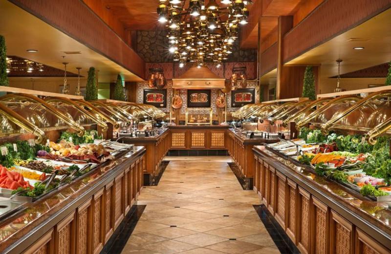 Buffet Dinner at Nugget Casino Resort