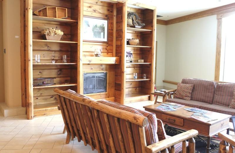 Guest Room at Hidden Valley Resort Muskoka