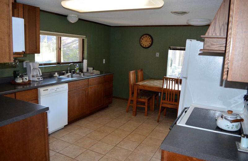 Silver Mountain #2 kitchen
