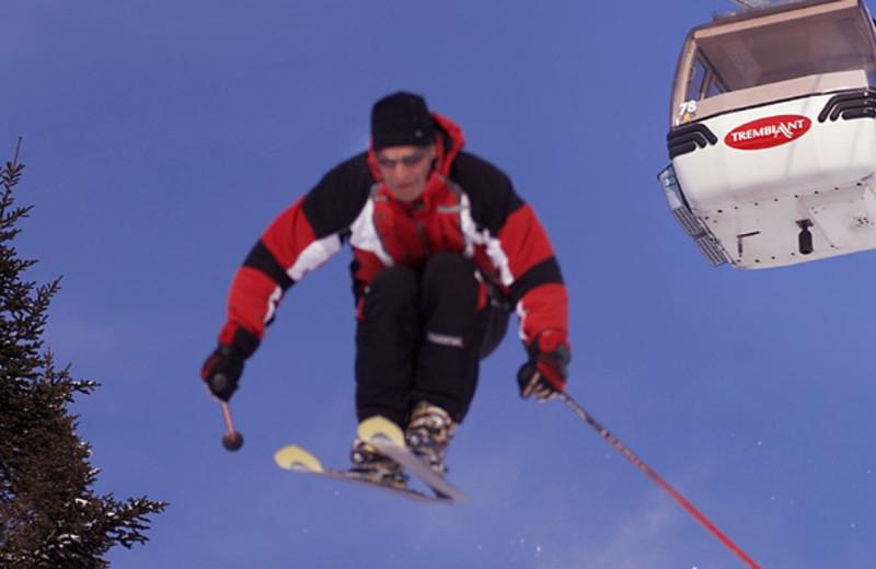 Skiing near Residence Inn Mont Tremblant Manoir Labelle.