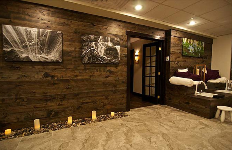 Spa at Manor Vail Lodge.