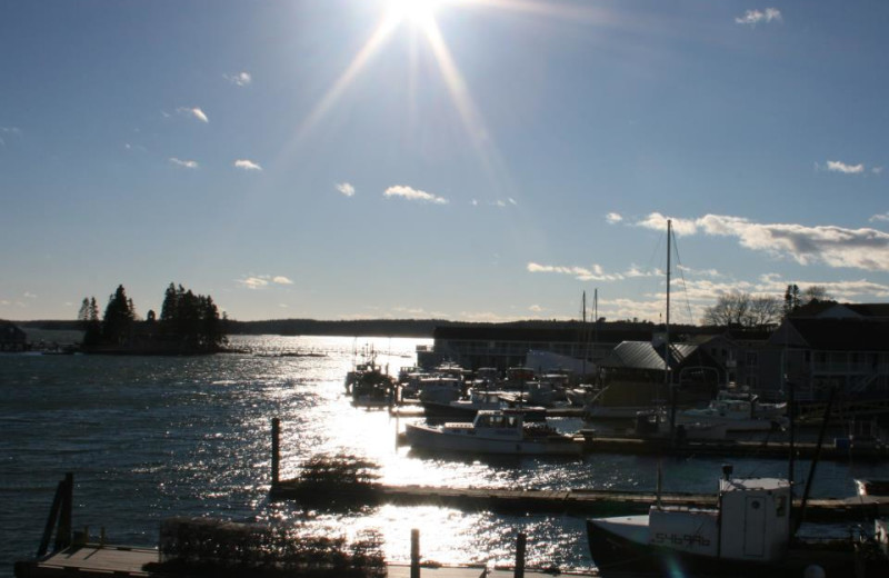 Dock View at Fisherman's Wharf Inn