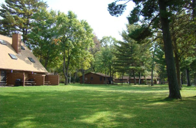 Cabins at Gull Four Seasons Resort.
