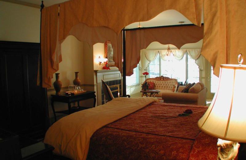 Guest Room at Barnside Luxury Inn