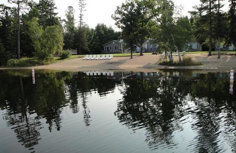 Lake Shore at Ice Cracking Lodge & Resort