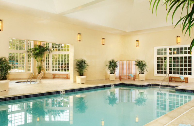 Indoor Pool at the Spa at The Founders Inn