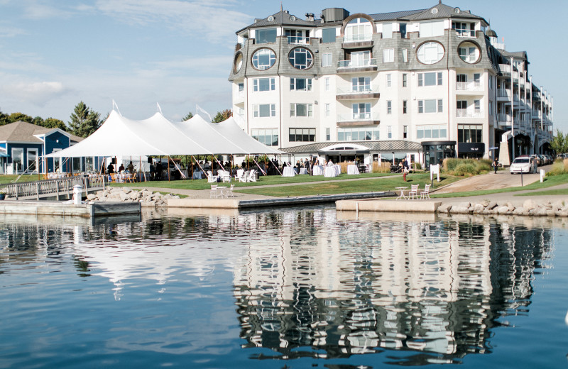 Weddings at Bay Harbor Village Hotel & Conference Center.