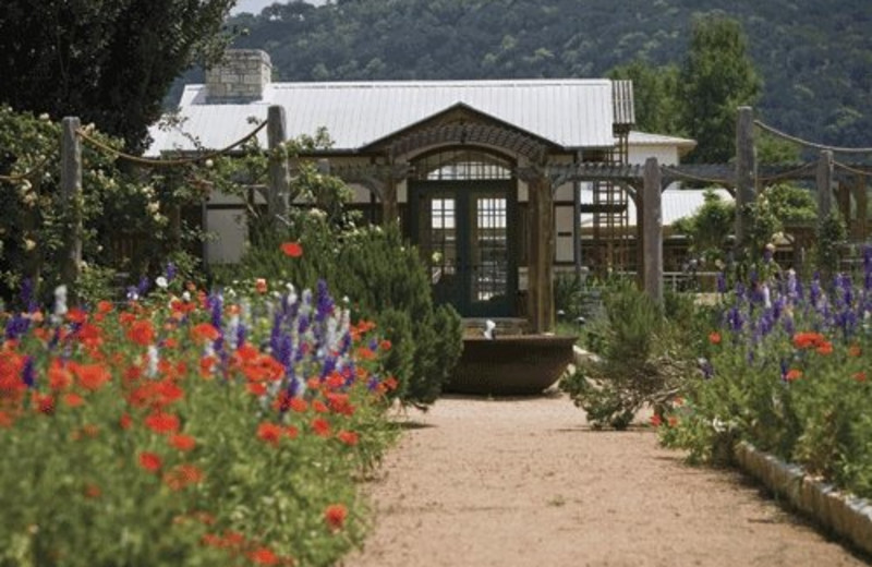 Gardens at Lake Austin Spa Resort