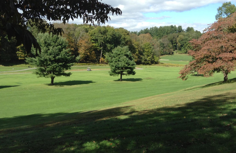 Glen Brook Golf Club near Stroudsmoor Country Inn.
