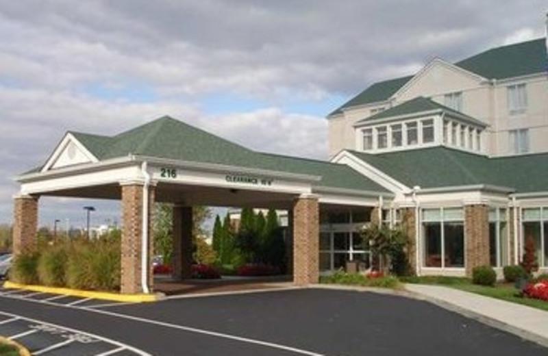 main entrance at hilton garden inn knoxville - Hilton Garden Inn Knoxville