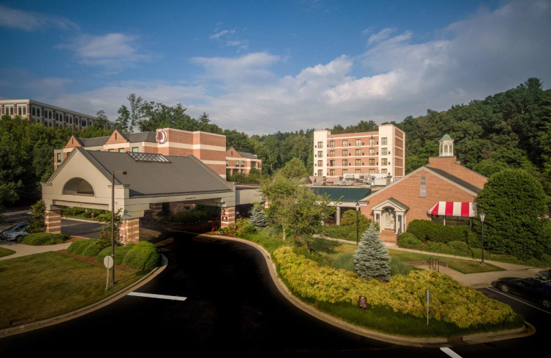 Exterior view of DoubleTree by Hilton Asheville - Biltmore.