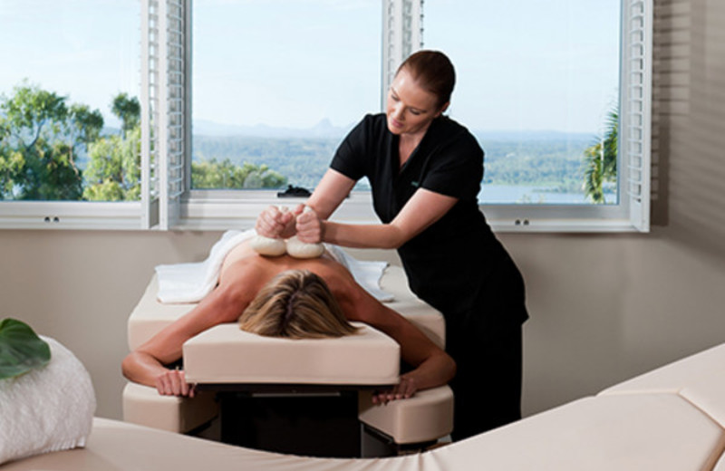 Spa at Clear Mountain Health and Conference Centre.