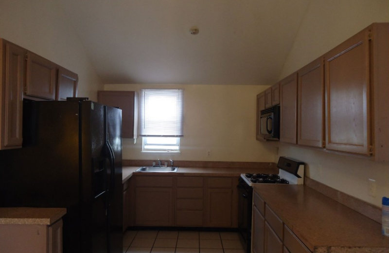 127 Carteret apartment kitchen at Seaside Heights Apartments.