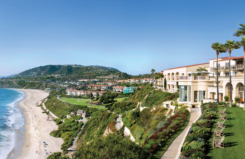 Exterior view of The Ritz-Carlton, Laguna Niguel.