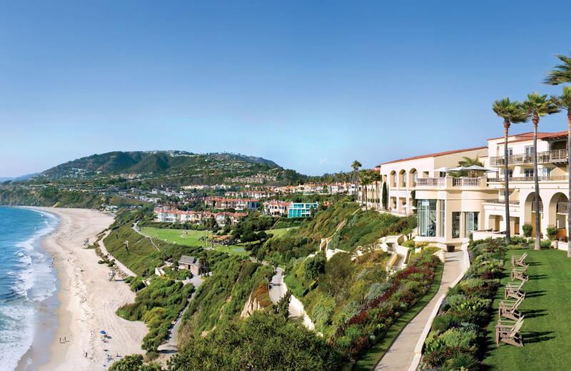 Exterior view of The Ritz-Carlton, Laguna Niguel.