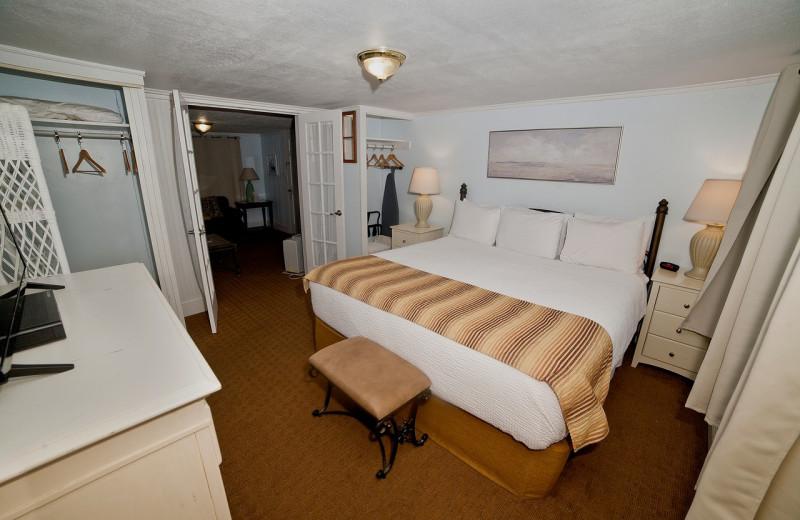 Suite at The Georgianne Inn.