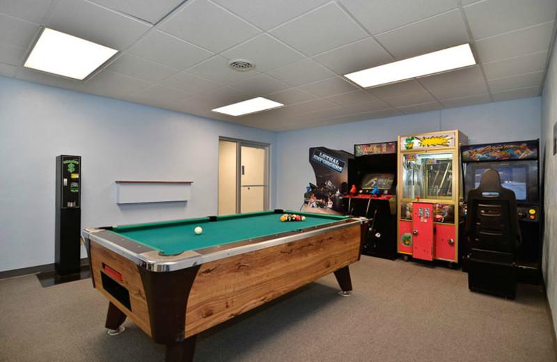 Game Room at Best Western Center Pointe Inn